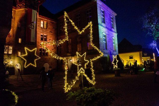 Winterszeit auf Schloß Eyrichshof