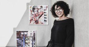 Colleen Strätz: Moderne Kunst im Kunsthaus Haßfurt