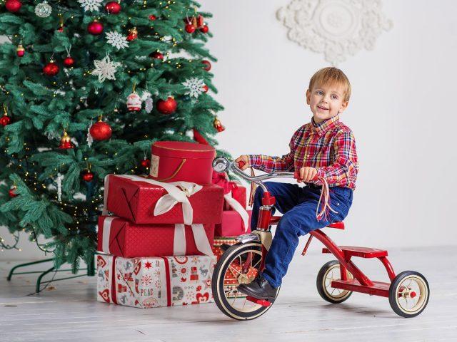 Unterm Weihnachtsbaum sind immer seltener Fahrräder zu finden. Ein Appell an alle Eltern.
