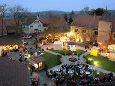 Weihnachtsmarkt in Wörners Schloss