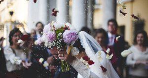 Gute Zeiten für Hochzeitsromantiker
