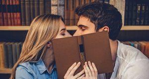 Auch Bücher können sexy sein - kommt aber immer drauf an, um welchen Titel es sich handelt.