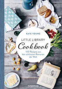 Little Library Cookbook von Kate Young