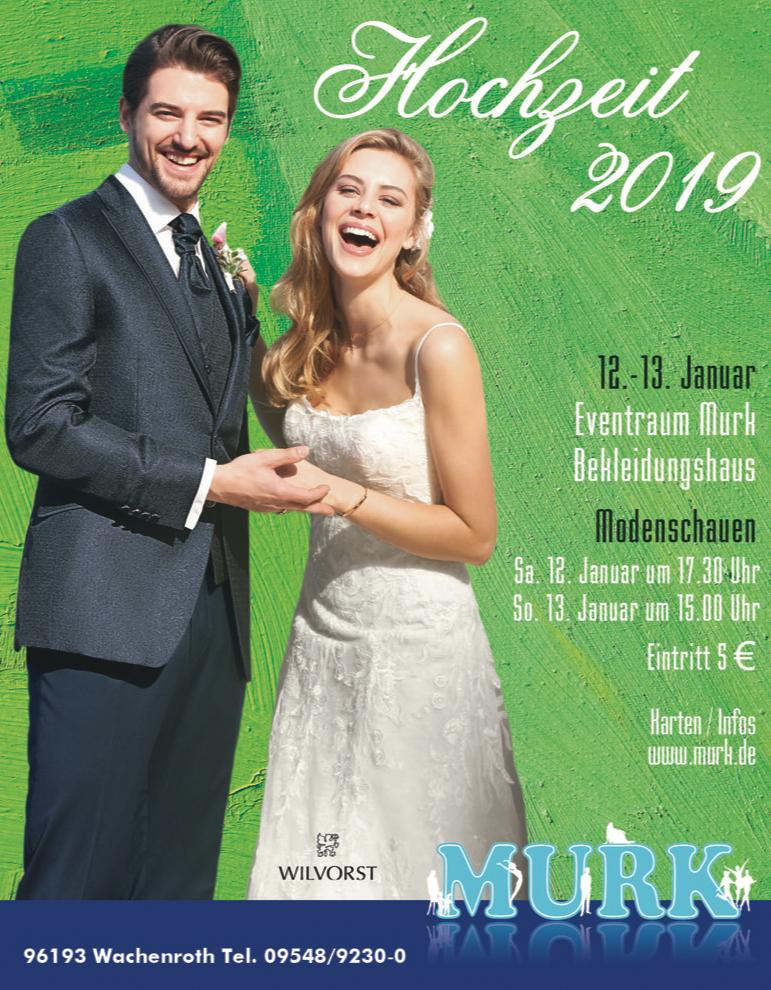 Murk - Modenschau Hochzeit 2019