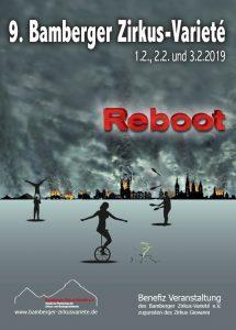 9. Bamberger Zirkus-Varieté - Reboot