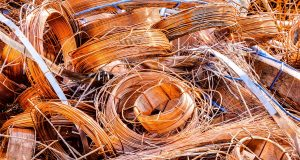 Bei der steigenden Nachfrage nach Kupfer wird das Recycling des roten Metalls immer wichtiger.