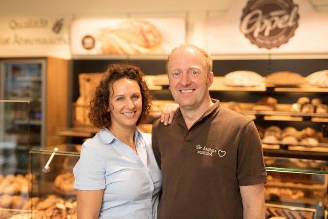 Tradition trifft Handwerk im Familienbetrieb der Bäckerei Oppel.
