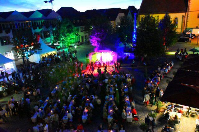 Marktplatzfest in Haßfurt am 10. und 11. August 2019