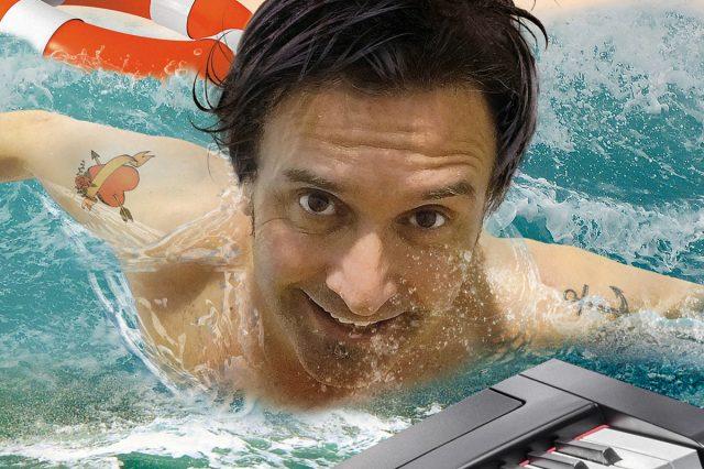 Chris Boettcher macht seinen Freischwimmer auch im November