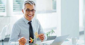 Gesunde Ernährung hat auch in einem stressigen Alltag Platz.