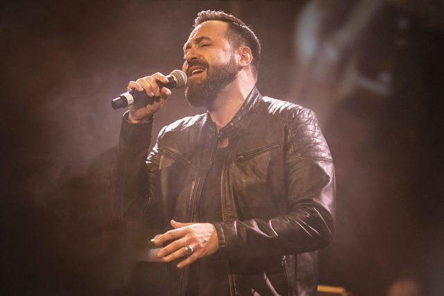 Immer mit viel Gefühl auf der Bühne: Laith Al-Deen.