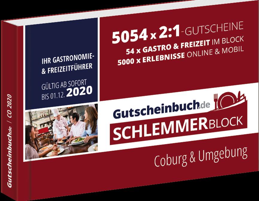 Schlemmerblock Coburg & Umgebung