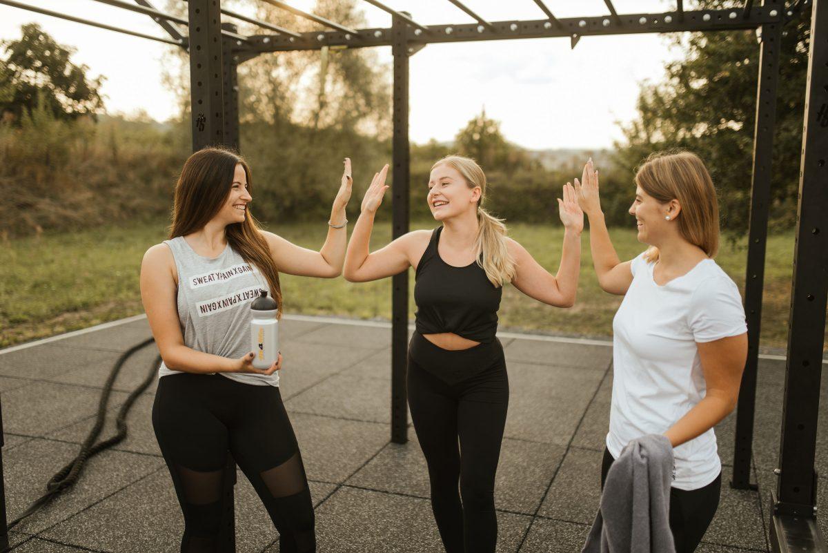 Fitness - passend für dein Leben - MAINLIKE®