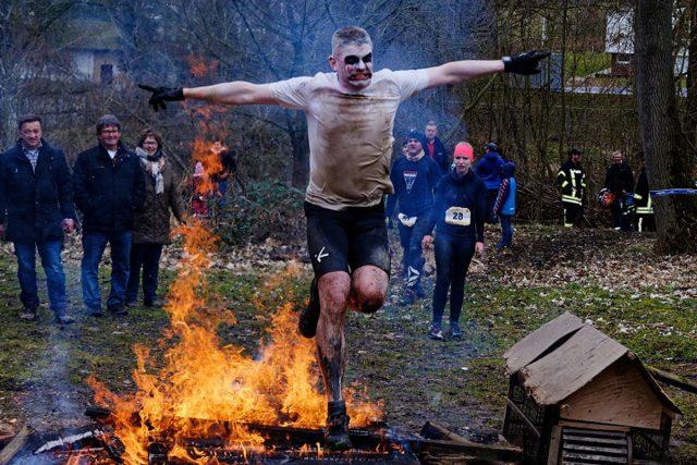 Die Hindernisse beim HELL of the BRAVE sind sehr vielfältig. Fotos: Harald Beyer, Bildquelle: HeldenMomente