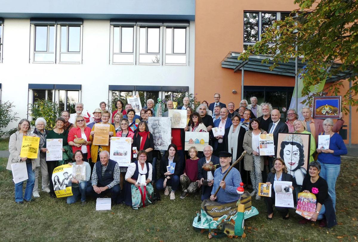 Kulturherbst feiert mit 190 Veranstaltungen seinen 30. Geburtstag