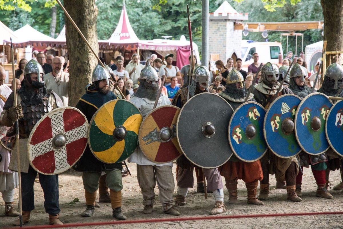 Wikinger – Games of Schonungen