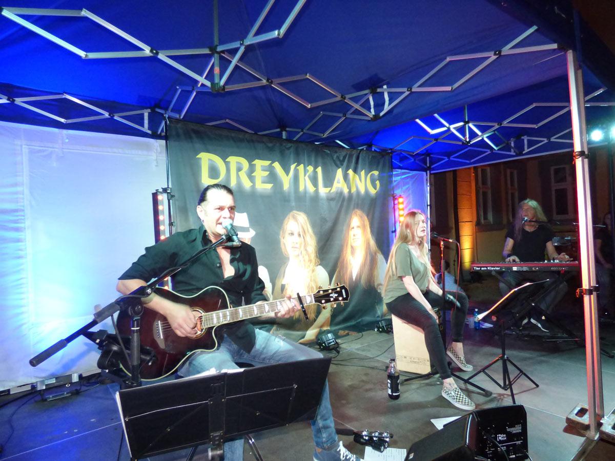 Erlebnis- und Genusseinkauf: Dreyklang live.Foto: Hachem Farmand
