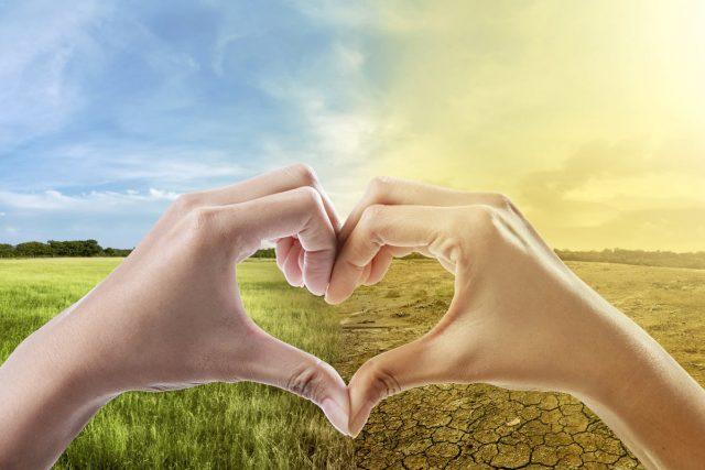 Nachhaltig & ökologisch sein. Immer mehr im Fokus: der Klimawandel