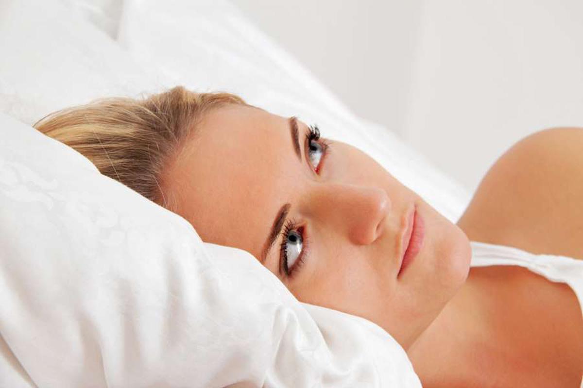 Sorgenkarussel statt Schlaf