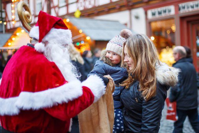 Weihnachtszeit in Franken