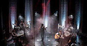Huebnotix live on stage. Foto: Pressefoto