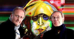 Ein John Lennon Portrait von Bernd Lehman. Foto: Disharmonie
