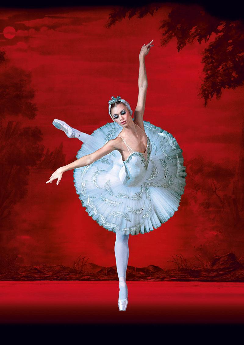 Ballett in Perfektion. Foto: Keyvisual Blanko