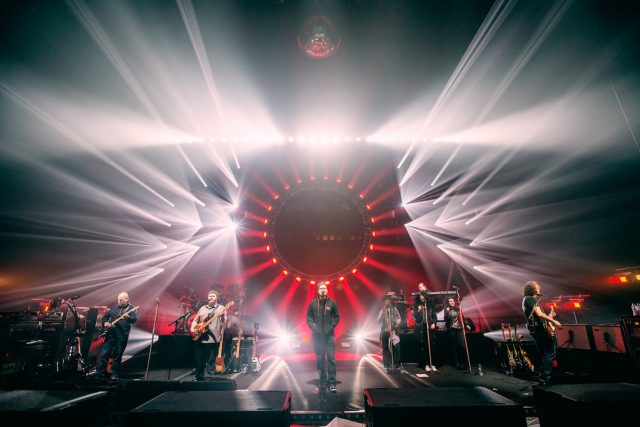 The Australian Pink Floyd bietet eine effektvolle Show. Foto:Ben Donoghue