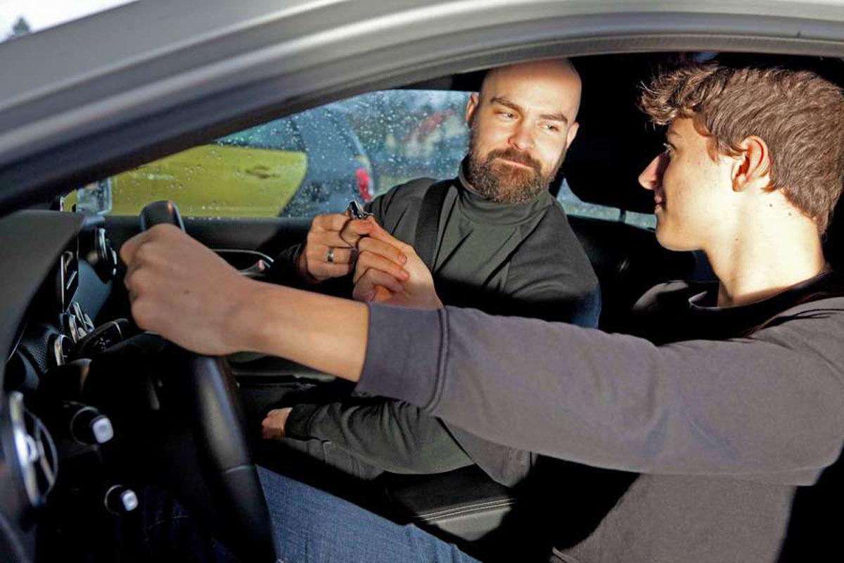 Früh und sicher in die Automobilität starten