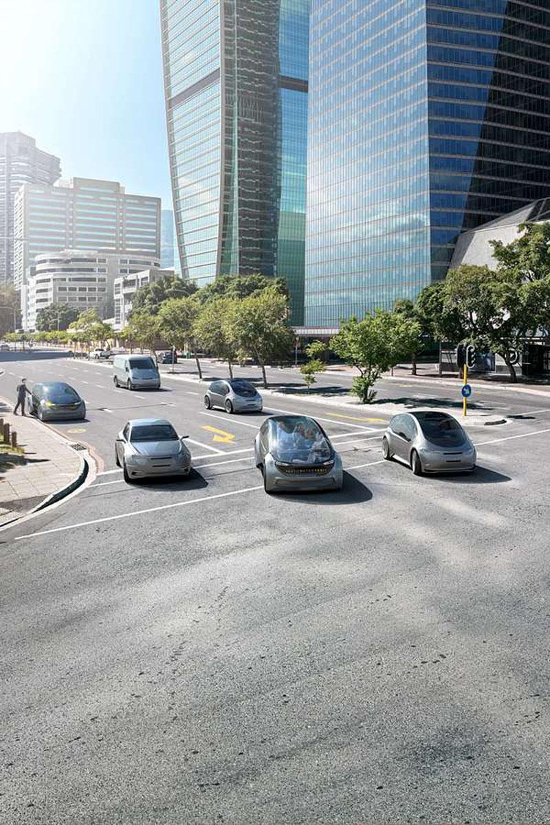 Fahrerassistenzsysteme: Radar, Video und mehr - Sensoren müssen Daten liefern, damit sich automatisierte Fahrzeuge im komplexen Stadtverkehr sicher bewegen können.