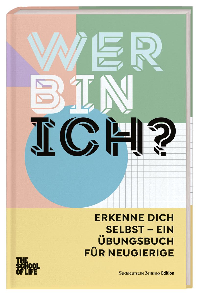 Wer bin ich. Foto: Süddeutsche Zeitung Edition