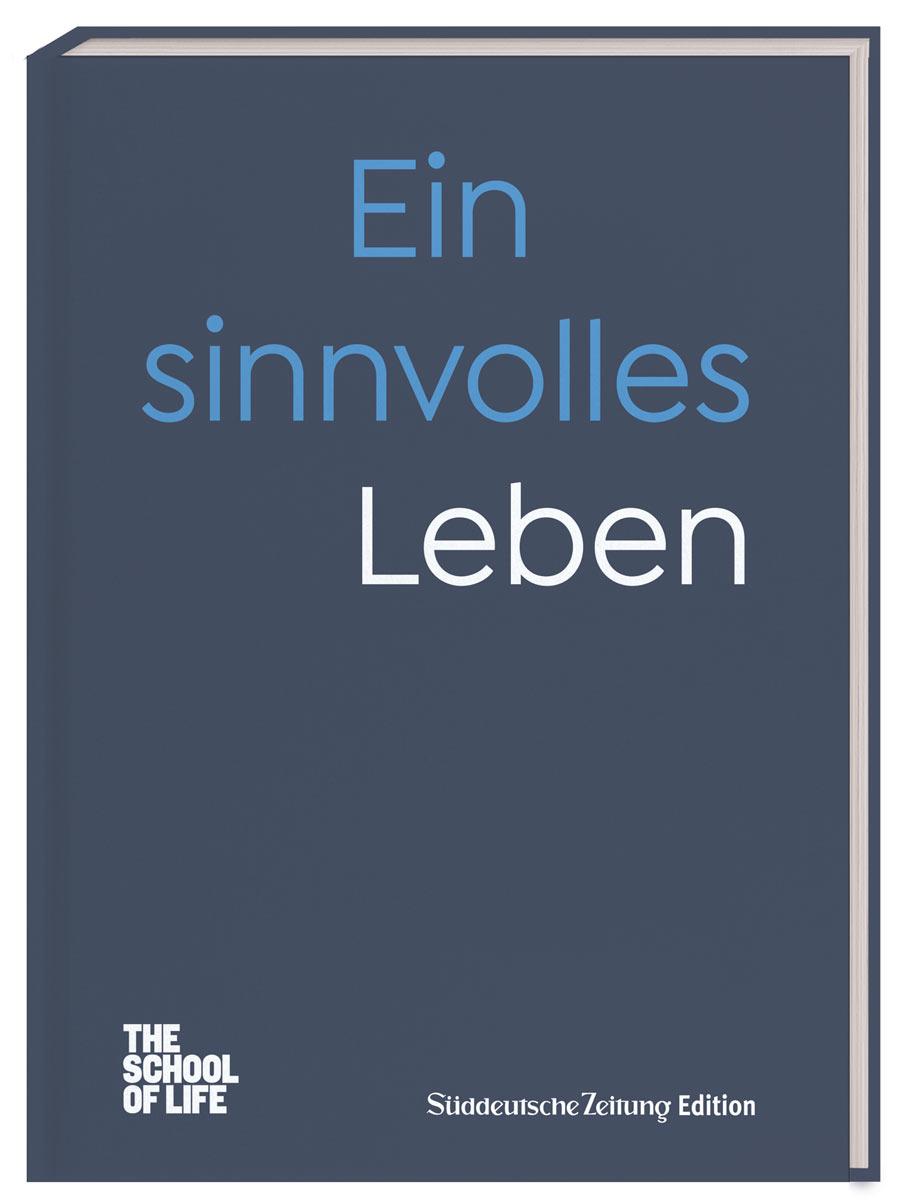 Wer bin ich - Ein sinnvolles Leben. Foto: Süddeutsche Zeitung Edition