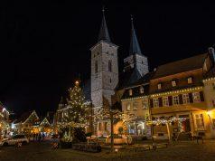 Marktplatz Gerolzhofen. Foto: Sergei Chernoisikov