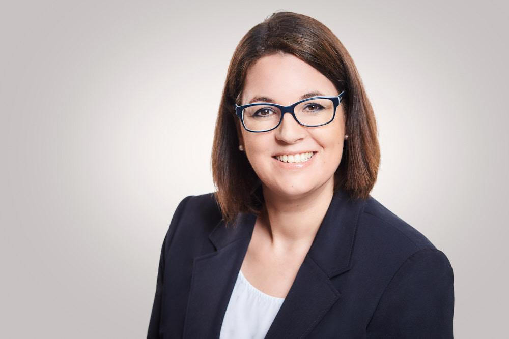 Anja Panzer, Leiterin des Instituts in Schweinfurt