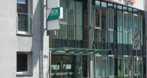 AOK Kundenservice und Fachkompetenz in zentraler Lage