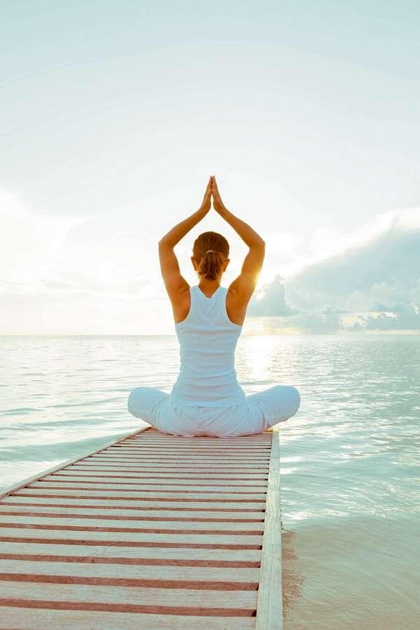 Resilienz: Die innere Balance finden - Yoga gilt als geeigneter Weg dorthin.