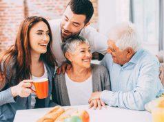 Luxus: Die Familie ist den Bundesbürgern besonders wichtig, das Zusammensein mit den Liebsten könnte zum neuen Luxus werden.