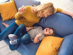 Gemütlichkeit hat für Neurodermitis-Patienten oft einen Haken. Denn viele reagieren empfindlich auf Hausstaubmilben-Allergene