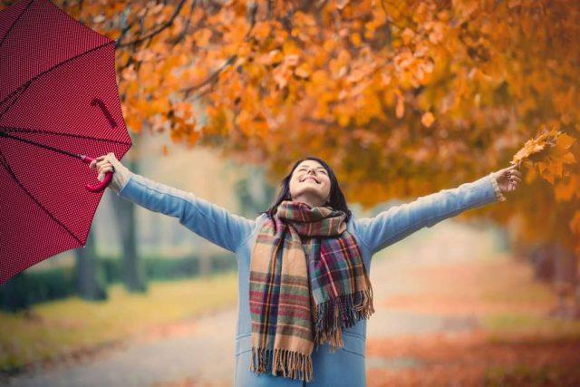 Immunkraft: Frische Luft tanken: Das Immunsystem freut sich über Spaziergänge an der frischen Luft.